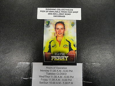 2016/17 Cricket Tap N Play Match Winners Card Mw-02 Ellyse Perry