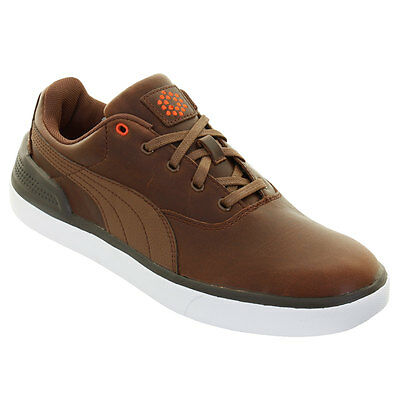 50% OFF RRP Puma Golf Mens Monolite 2.0 WATERPROOF Spikeless Leather Golf Shoes