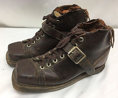 WWII US Army 10th Mountain Division Ski Boots