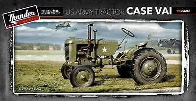 THUNDER MODEL TM35001 US Army Tractor Case VAI in 1:35