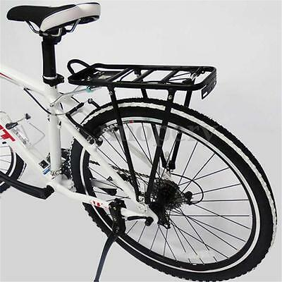Aluminum Alloy Heavy Duty Bicycle Cycle Bike Rear Pannier Rack Luggage Carrier