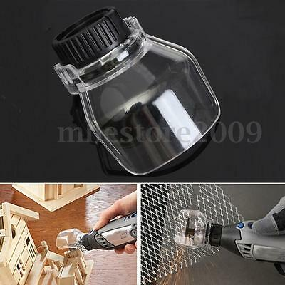 Plastic Shield Rotary Tool Attachment Accessorie For Drill Dremel Grinder Cover