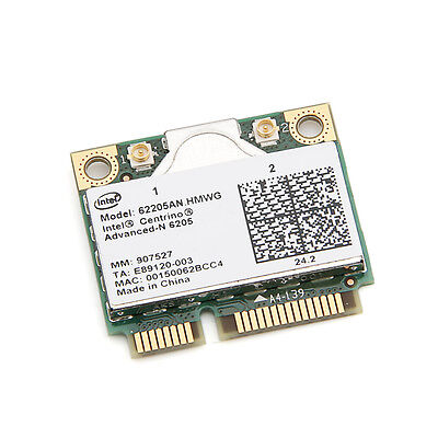 Intel WiFi Link 6205 Wireless LAN Mini Card For DELL ACER TOSHIBA ASUS Laptops