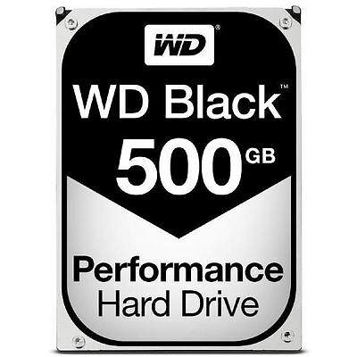 Western Digital Black WD5003AZEX - 500GB 7200rpm 32MB 3.5zoll SATA600