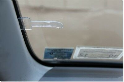 Stick On Parking Ticket Windscreen Clip Pay Display Windshield Permit Holder Pas