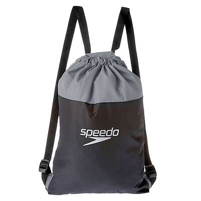 Speedo Swimming Pool Water Resistant Beach Bag with Adjustable Straps