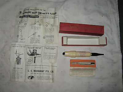 Vintage 1950/60's Sparklets Corkmaster Cork Screw in Box with Instructions