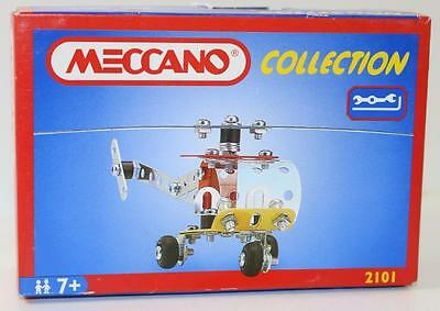 Meccano French 81 piece small set Helicopter 2101 FNQHobbys MC1