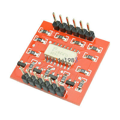 TLP281 4 Channel Optical Coupler Isolation Module High/Low Level Expansion Board