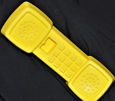 Fisher Price Fun with Food Vintage Kitchen Replacement Yellow phone