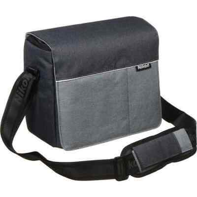 Nikon DSLR System Camera Bag (Grey)  -  AU002405