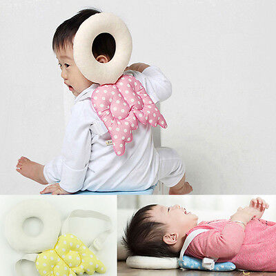 Pillow Wing Baby Pad Hot Drop resistance Toddler Neck Nursing Head protection