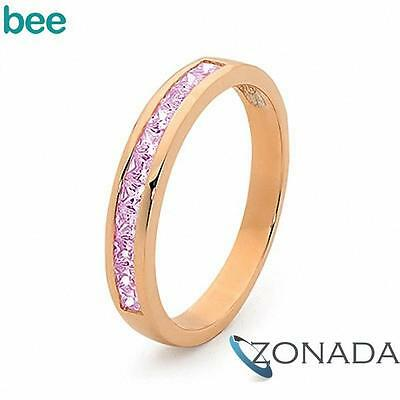 New Classic 9ct Rose Gold Eternity Rings R25514/*P