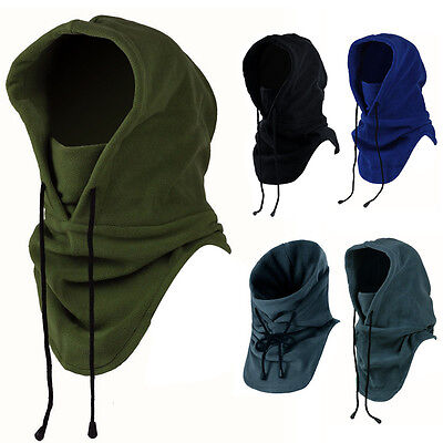 Hot Winter Windproof Sport Outdoor Camping Hiking Warm Full Face Cover Mask Hat