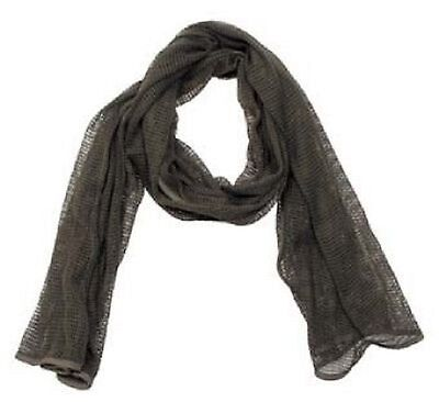 US Mesh scarf Scarf Army Military Scarf od green olive