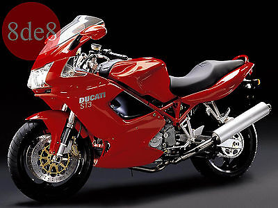 Ducati Sport Touring ST3 (2004) - Workshop Manual on CD