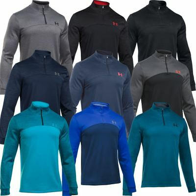 Under Armour 2017 Armour® Fleece ¼ Zip Sport Cover-Up Mens Training Pullover