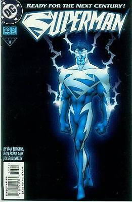 Superman (2nd series) # 123 (new costume, collector's edition) (USA, 1997)