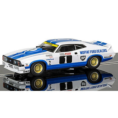 SCALEXTRIC Slot Car C3741 Ford XC Falcon - 1978 Bathurst 1000
