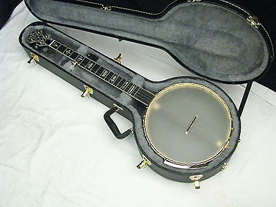 GOLD TONE BC-350+ Bob Carlin Plus banjo NEW w/ FREE Hard Case