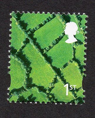 GB QEII ~ 2001 ~ SG N190Ey Machin ~ ERROR Phosphor Omitted ~ MNH