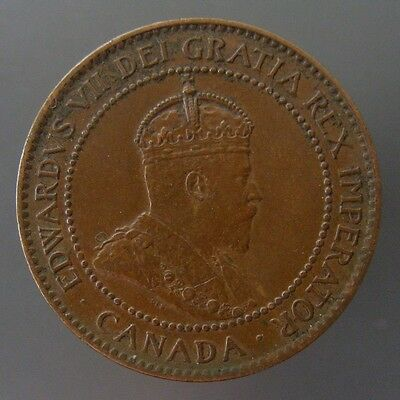 Edward VII Large Cent 1903