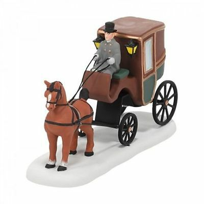 Dept 56 Dickens Village Dickens' Carriage Ride Nib