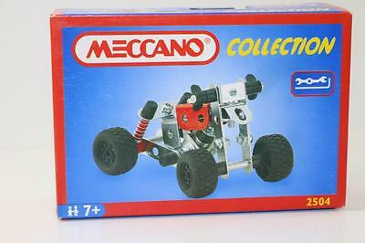 Meccano French 66 piece small set Quad Bike 2504 FNQHobbys MC12