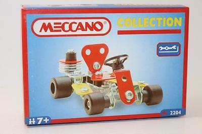 Meccano French 82 piece small set Cart-Car 2204 FNQHobbys MC14