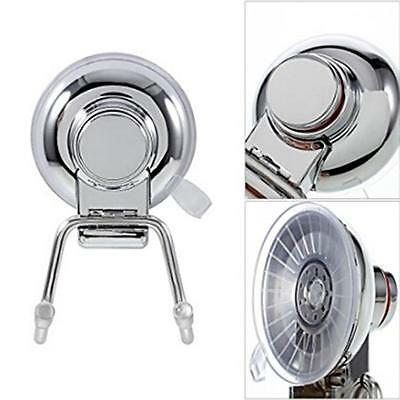 Stainless Bathroom Kitchen Home Room Double Hooks Vacuum Suction Cup Wall Hanger