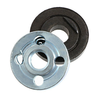 New 2Pcs Angle Grinder Replacement Part Inner Outer Flange Set for Makita 9523