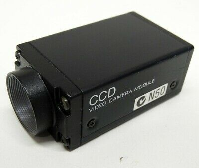 Sony XC-75CE DC 10.5-15V Ind. CCD Video Camera Module -used-