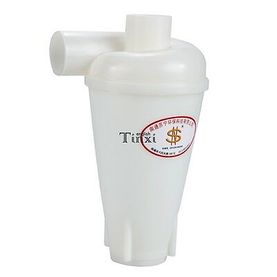 For Vacuums Cleaners Plastic Cyclone Powder Dust Separation Collector Filter