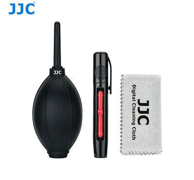 JJC Lens Cleaning pen kit Dual-tip Carbon pen fr camera screen filters camcorder