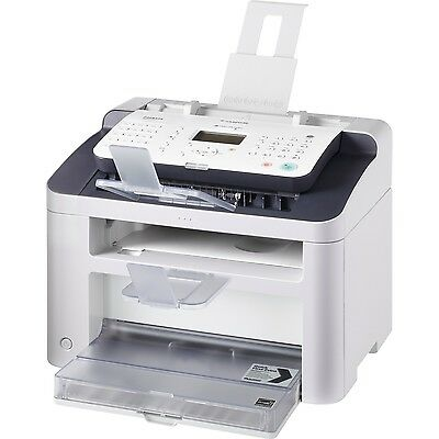 Canon i-SENSYS Fax-L150 Laser Printer Copier Fax Multifunction Office White