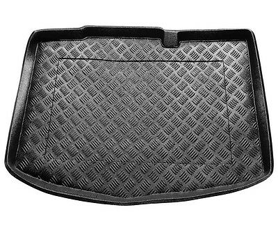 * TAILORED BOOT LINER MAT TRAY Toyota Yaris since 2011 lower trunk with an irreg
