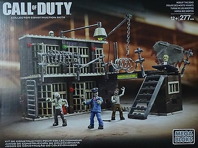 MEGA BLOKS® DCL08 Call of Duty® MOB OF THE DEAD