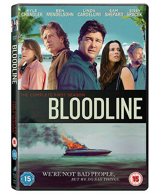 Bloodline: The Complete First Season DVD NEW