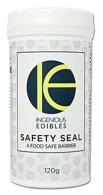 SAFETY SEAL Food Safe Barrier Material for Sugar Flowers, Pics, Wires etc