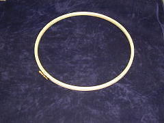 NEW | Elbesee 2H12 | Polished Hardwood 12in Tapestry/Embroidery Hoop | FREE POST
