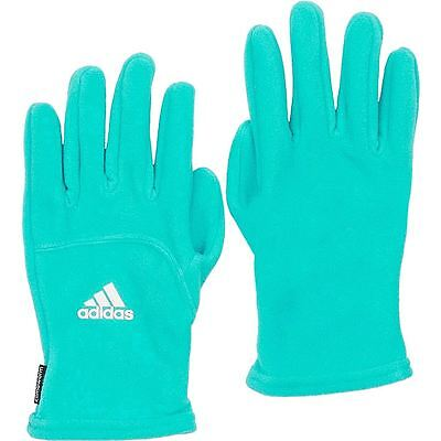 Adidas 2016 Ladies Climawarm Womens Sports Winter Fleece Gloves-PAIR