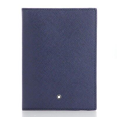 Passport holder Montblanc Sartorial Indigo - 113234 - New