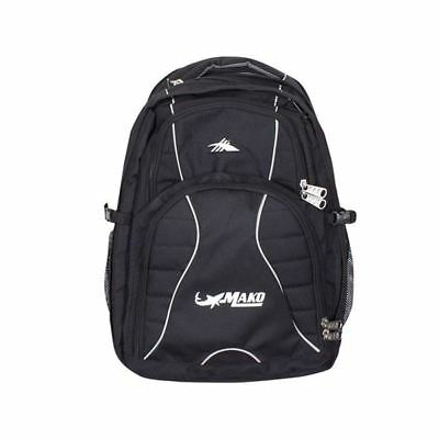 Mako Boats High Sierra Swerve Backpack Black