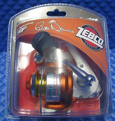 Zebco Bill Dance Micro Spinning SP Reel ZS3741