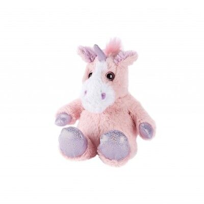 Warmies Cosy Plush Sparkly Unicorn Lavender Scented Microwavable Soft Toy cuddly