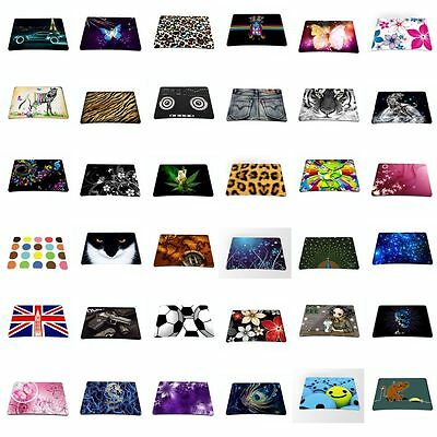 100+ Design New Anti-slip MousePad Mice Mat For Optical Wireless Laser Mouse