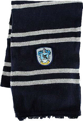 NEW Harry Potter Hogwarts Ravenclaw Scarf - Official Licensed Merchandise Elope