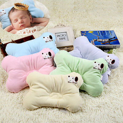 Baby Newborn Infant Sleep Positioner Support Pillow Cushion Prevent Flat Head