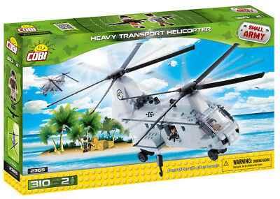 Cobi 2365 - Small Army - Heavy Transport Helicopter - Neu