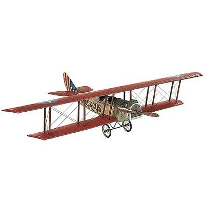 Authentic Models Flugzeugmodell Flying Circus Jenny (Mittel)